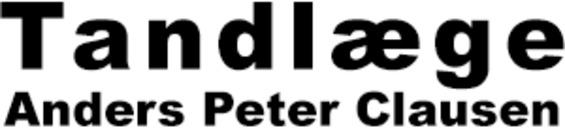 Tandlæge Anders Peter Clausen logo