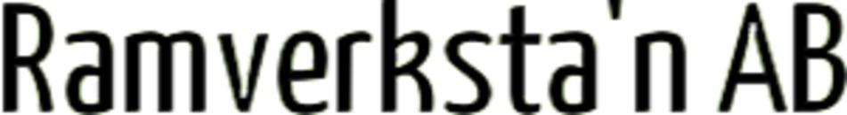Ramverksta'n AB logo