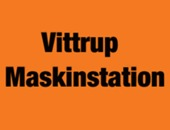 Vittrup Maskinstation logo