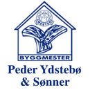 Byggfirma Peder Ydstebø & Sønner logo