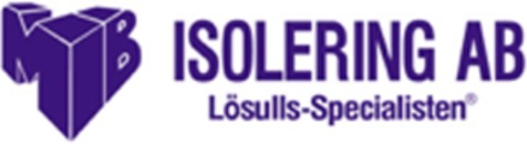 MB Isolering logo