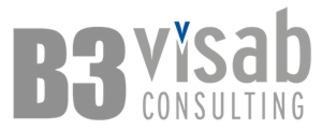 B3 Visab Consulting AB logo