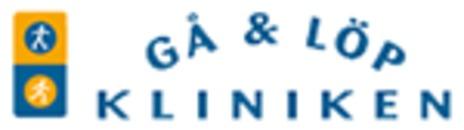 Gå & Löpkliniken logo