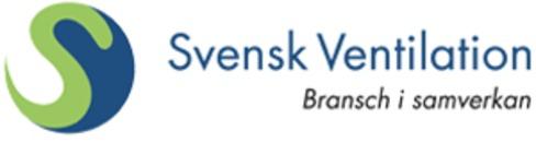 Svensk Ventilation logo