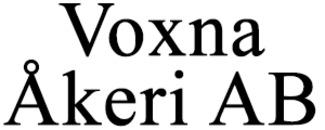 Voxna Åkeri AB logo