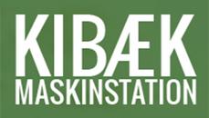 Kibæk Maskinstation ApS logo