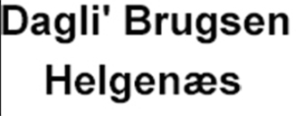 Dagli' Brugsen Helgenæs logo