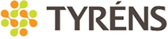 Tyréns Sverige AB logo