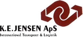 K. E. Jensen ApS logo