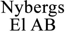 Nybergs El AB logo
