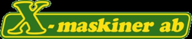 X-Maskiner Hudiksvall logo