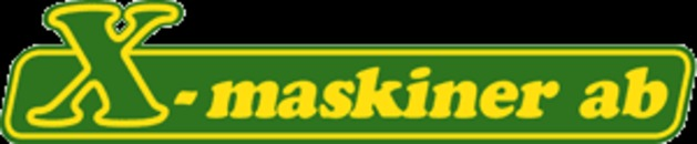 X-Maskiner Östersund logo