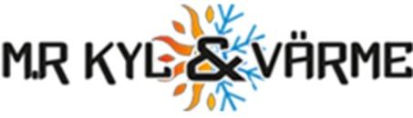 M.R Kyl & Värme AB logo