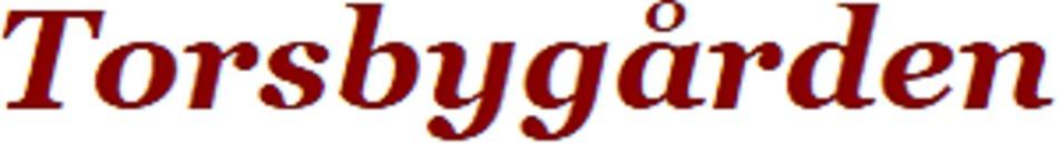 Torsbygården vård-, omsorgsboende logo