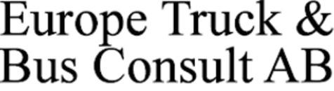 Europe Truck & Bus Consult AB logo