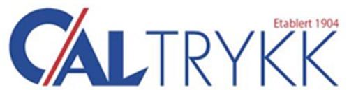 Cal Trykk AS logo