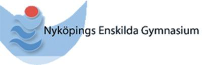 Nyköpings Enskilda Gymnasium logo