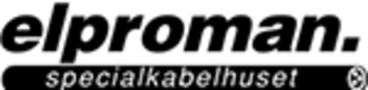 Elproman AB logo