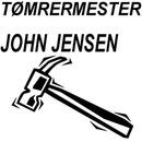 Tømrermester John Jensen logo