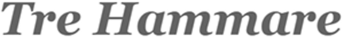 Tre Hammare logo
