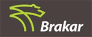 Brakar as logo