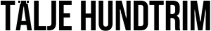 Tälje Hundtrim logo