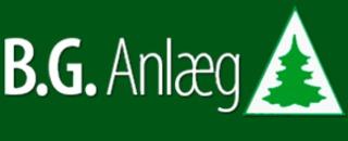 B.G. Anlæg logo
