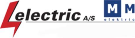 Lelectric A/S logo