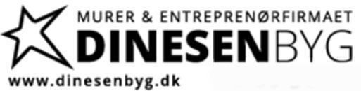 Murer- og Entreprenørfirmaet Dinesen Byg ApS logo