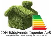 JDM Rådgivende Ingeniør ApS logo
