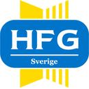 HFG Sverige AB logo