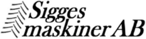 Sigges Maskiner AB logo