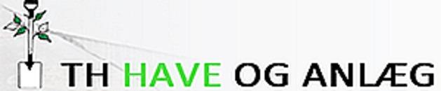 TH Have og Anlæg logo