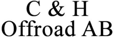 C & H Offroad AB logo