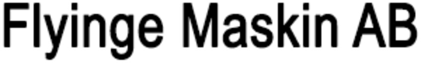 Flyinge Maskin AB logo
