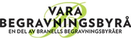 Vara Begravningsbyrå/Branells logo