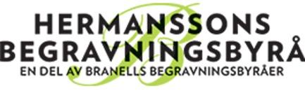 Hermanssons Begravningsbyrå/Branells logo