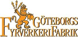 Göteborgs FyrverkeriFabrik AB logo