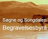 Søgne og Songdalen Begravelsesbyrå logo