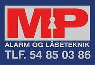 MP Alarm og Låseteknik ApS logo