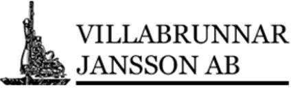 Villabrunnar Jansson AB logo