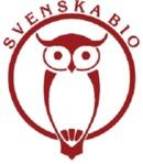 Biografen Saga Svenska Bio logo
