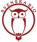 Biograf Kosmorama Svenska Bio logo