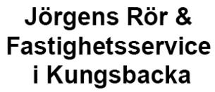 Jörgens Rör och Fastighetsservice i Kungsbacka AB logo