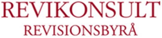 Revikonsult Revisionsbyrå AB logo