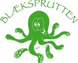 Blæksprutten logo