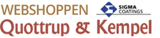 Malerfirmaet Quottrup & Kempel logo