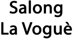 Salong La Voguè logo
