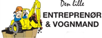 Den lille Entreprenør & Vognmand logo