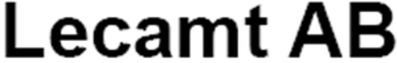 Lecamt AB logo